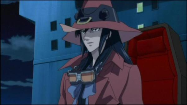Mochizuki Jiro from Black Blood Brothers. At first glance a bishounen imitation of Alucard but look deeper and you'll find a noble warrior and a caring older brother.